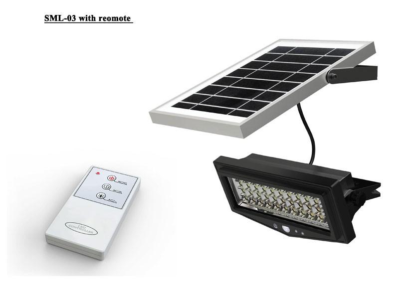 Solar wall light SML03 series