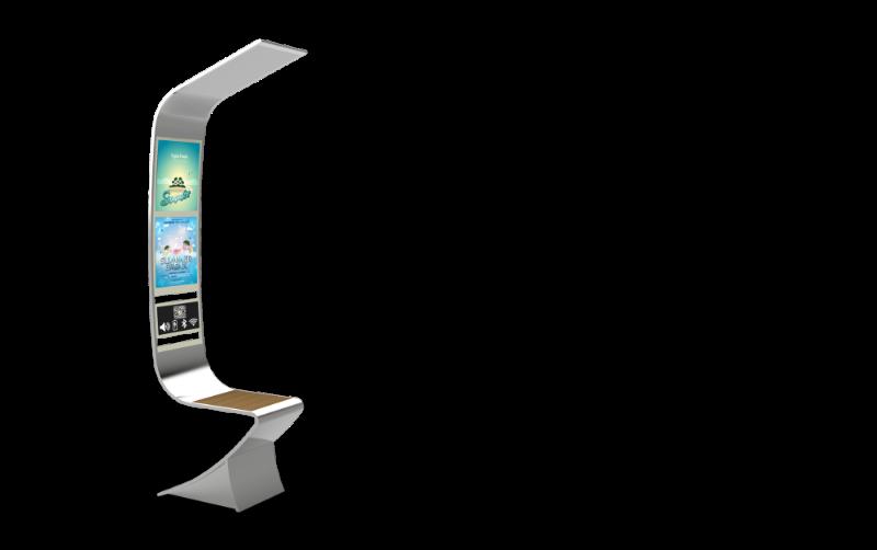 solar smart chair for garden|super market|property