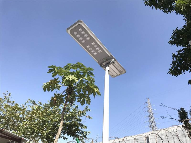 Atlas solar street light all in one Competitive Price