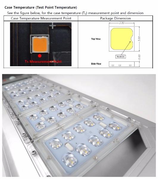 Full power 20W solar street light-40Ah battery