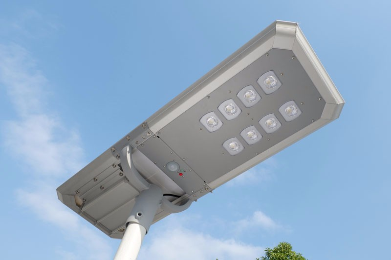 price of solar street light