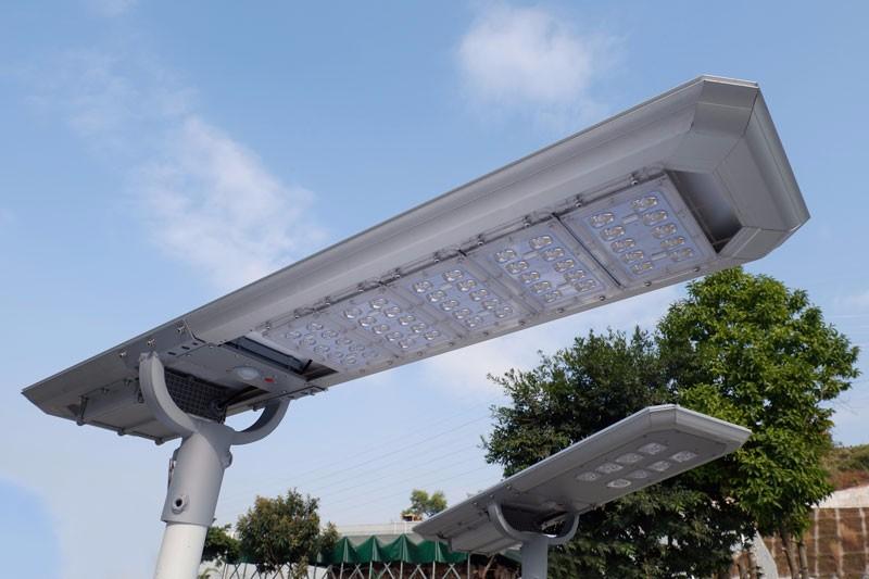 20W intergrated solar street light supplier