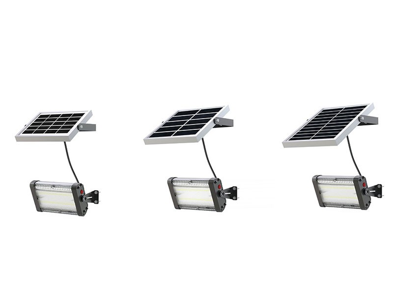 20W-50W Solar flood light mounting home ,parking lot application