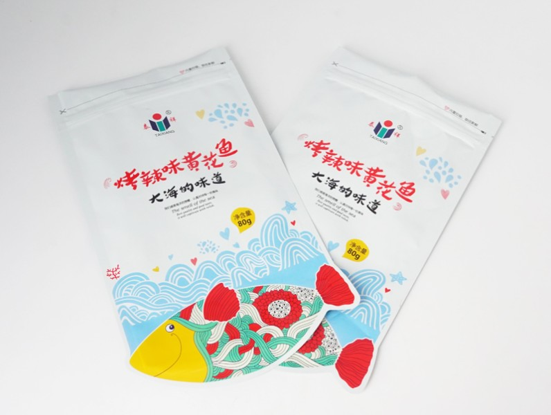 made in china Great Quality fish packaging bag
