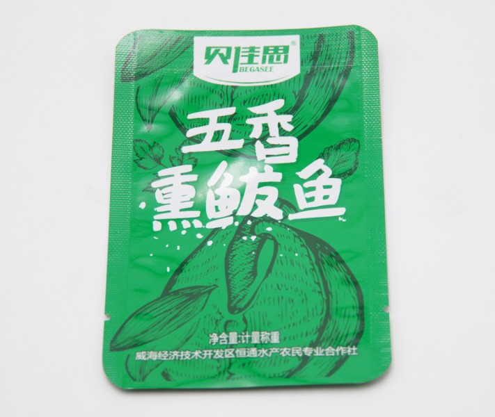 china Fast Delivery seafood plastic packaging bag