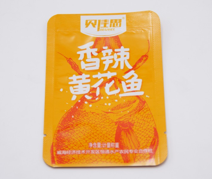 made in china On-line Service seafood plastic packaging bag
