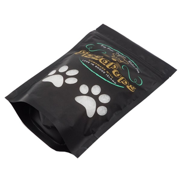 made in china stand up dog treat stand up bag