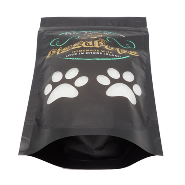 made in china dog treat stand up bag