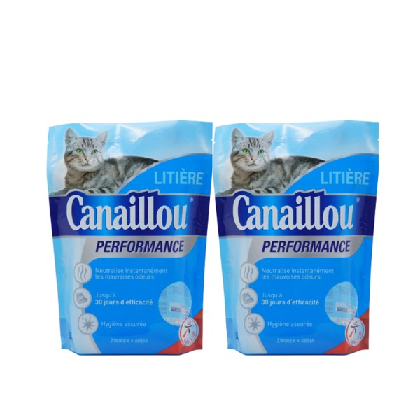 plastic bag for cat litter