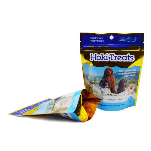 plastic bag for dog treats