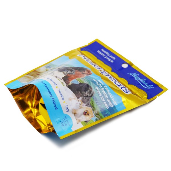 plastic bag for dog treats