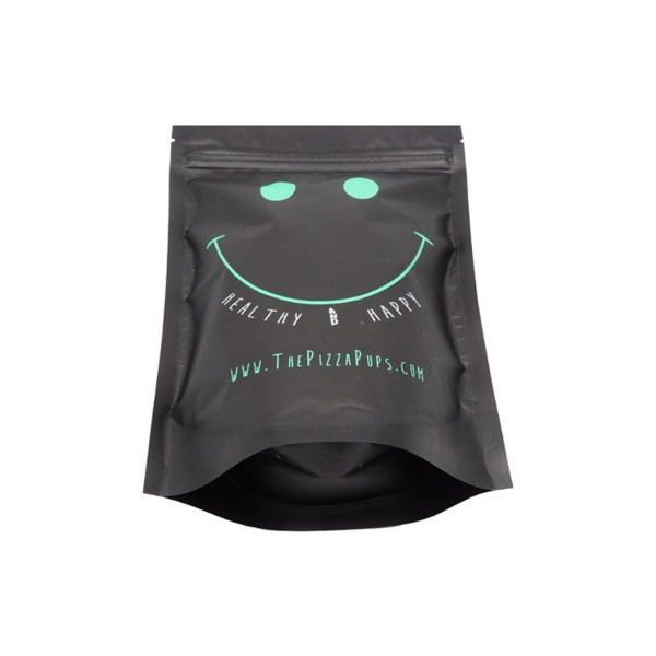 stand up dog treats bag