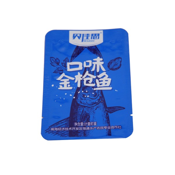vacuum food packaging pouch