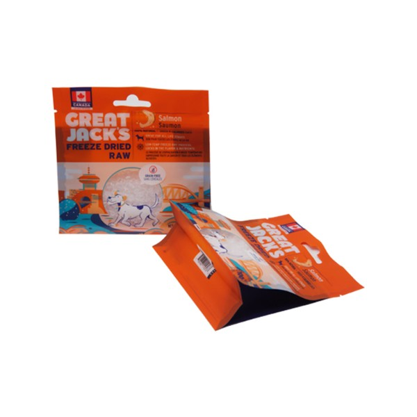 dog treat box pouches