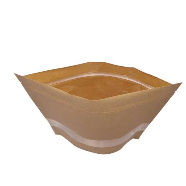 made in china FOB Price kraft paper food pouches