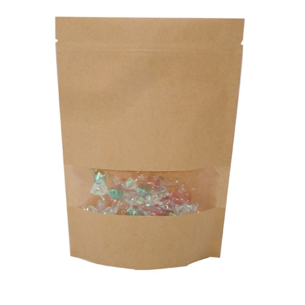china Perfect kraft paper food pouches