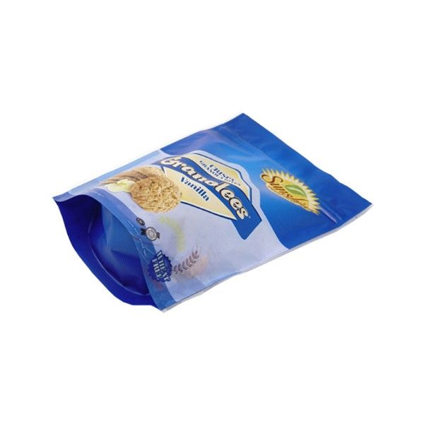 Factory Direct stand up cookie bags