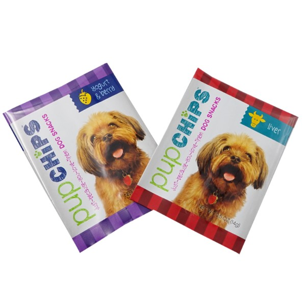 china dog snack back seal bags FOB Price
