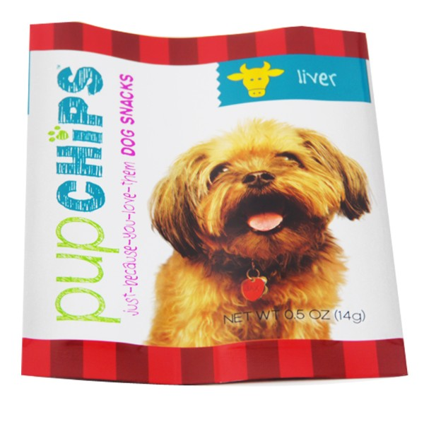 dog snack back seal bags Import