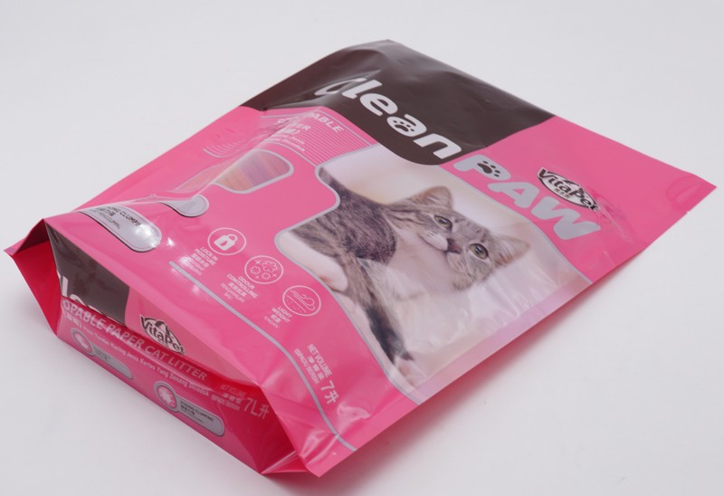 made in china cat litter pouches