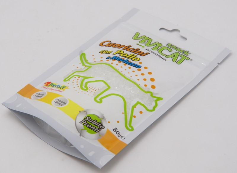 made in china cat food  stand up bags Perfect Quality