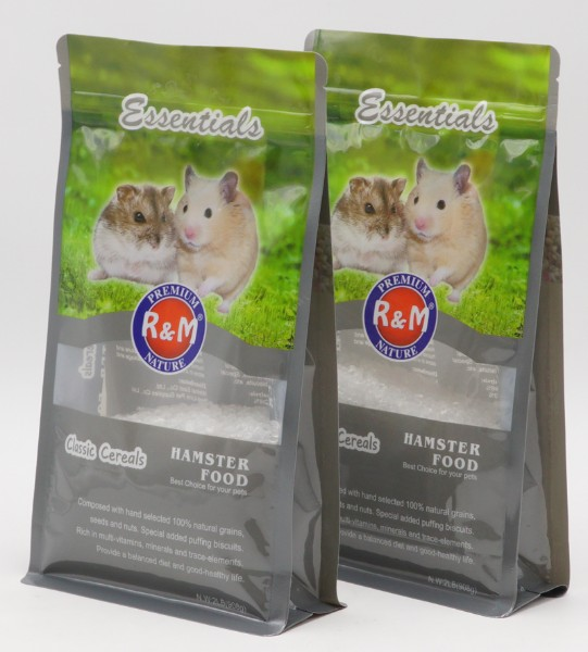 made in china hamster food bags Good Service