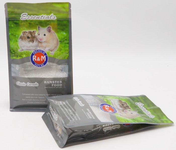 hamster food bags Good Service