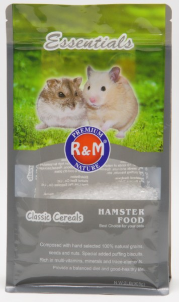 china hamster food bags Customized