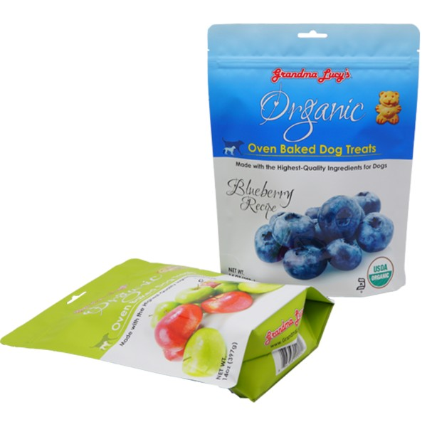 china dog snack stand up bags Factory Price