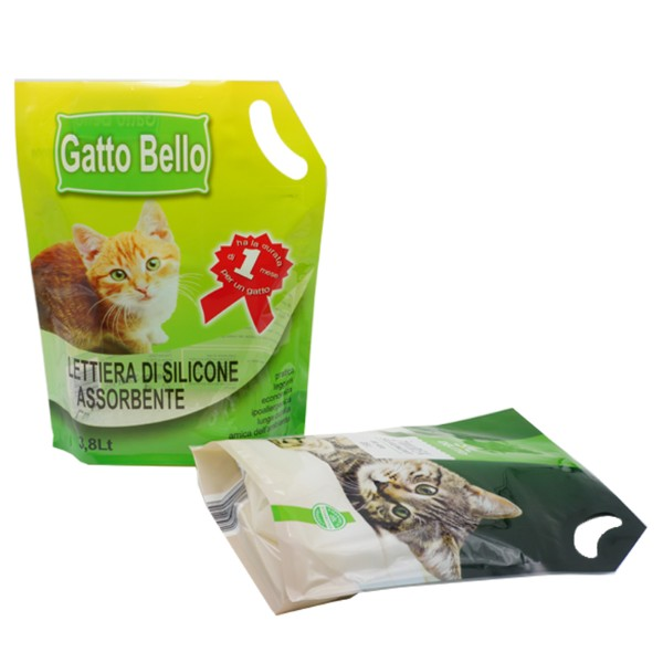 china packaging bag for cat litter Top Value