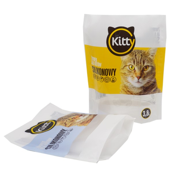 china cat snack packaging bag At Discount