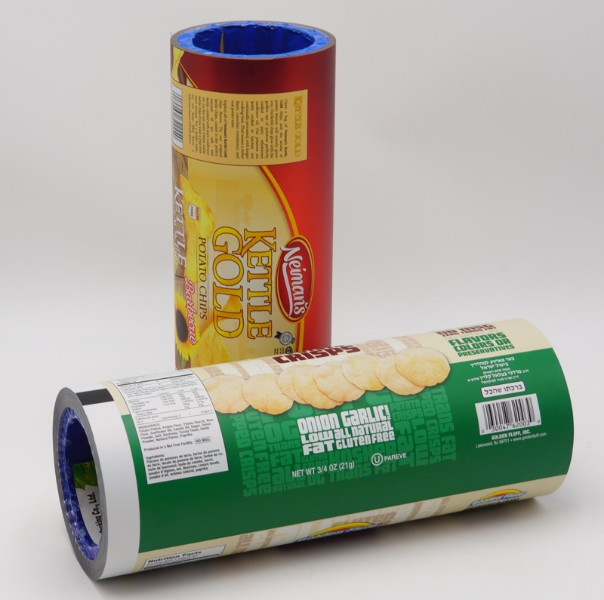 made in china rollstock film for snack Best Price
