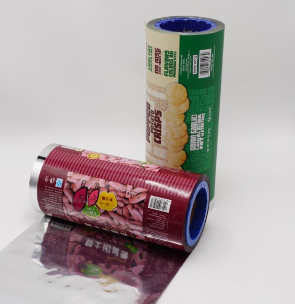 High Class Quality roll film for biscuits