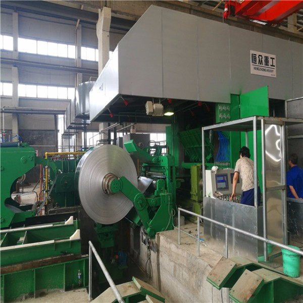 aluminum cold rolling mill Reasonable Price