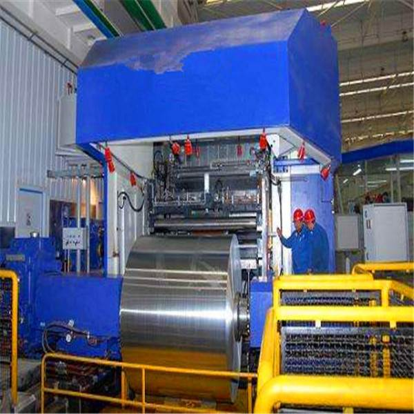 aluminum foil rolling mill for cigarettes packing