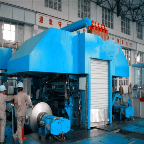 for medical use aluminum foil rolling mill