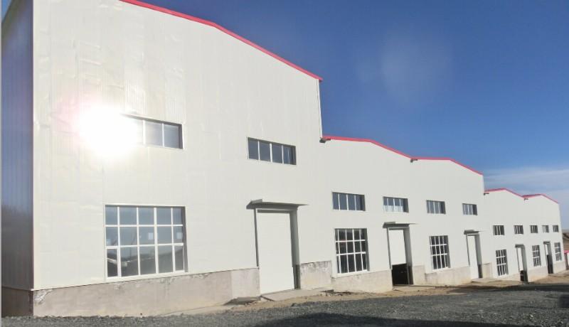 prefab steel structure building Economical