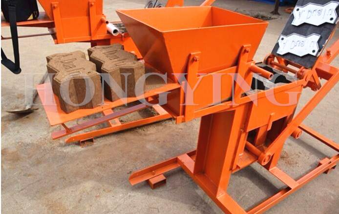 Interlocking clay brick making machine brick making machine for sale
