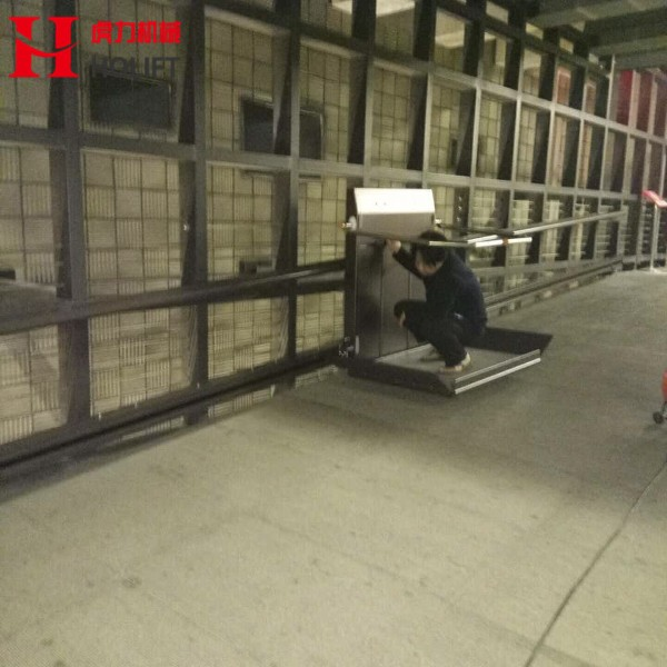 Inclined Platform  Wheelchair Lift for home High Quality