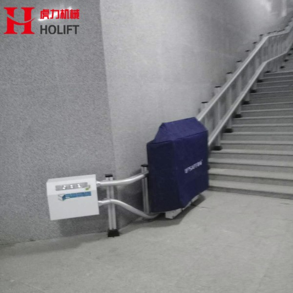 After-sale Service Inclined Platform  Wheelchair Lift for home