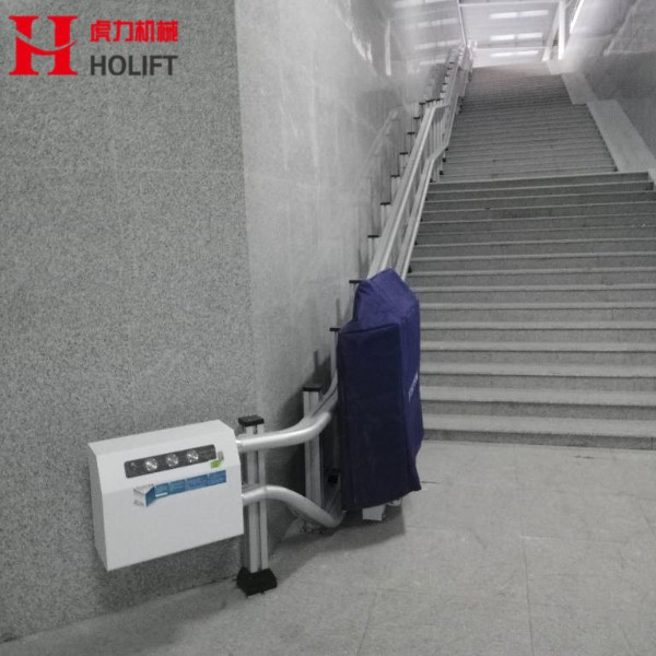 Professional Manufacturer Inclined Platform  Wheelchair Lift for home