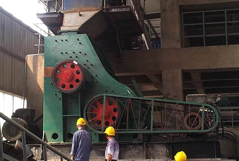 Factory Produced Coal Gangue Crusher