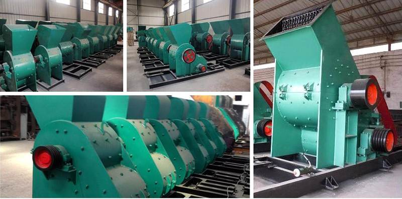 Commercial Price Coal Gangue Crusher