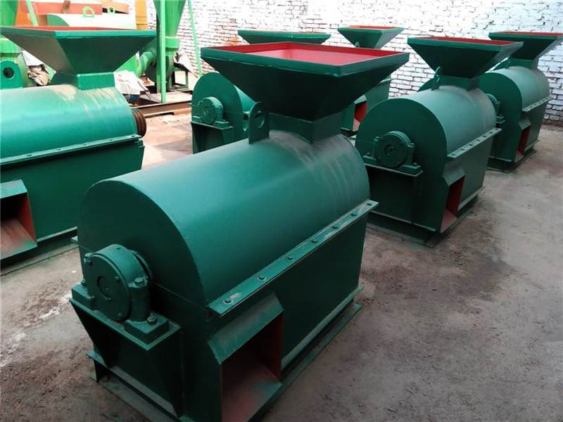 Fast Delivery Semi-Wet Material Crusher