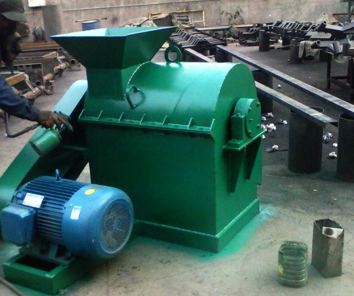 Popular High Humidity Material Crusher