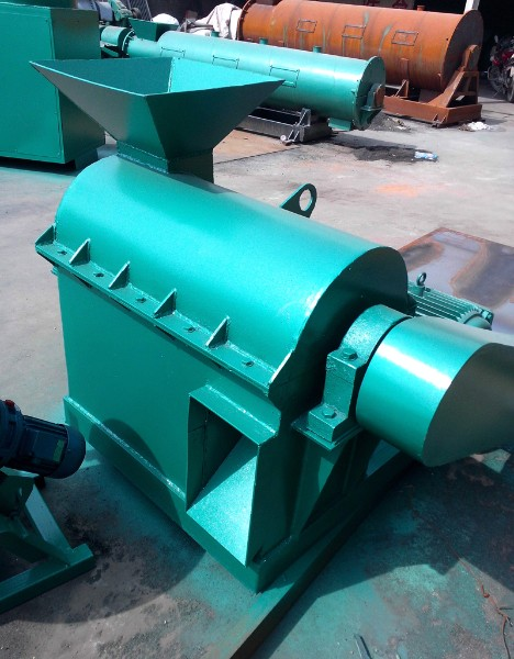 Picture High Humidity Material Crusher
