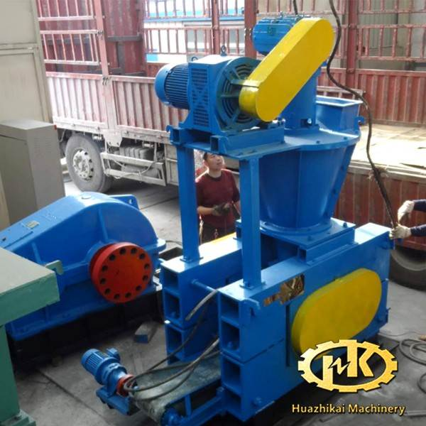 Concentrated ore ball briquetting machine On Promotion