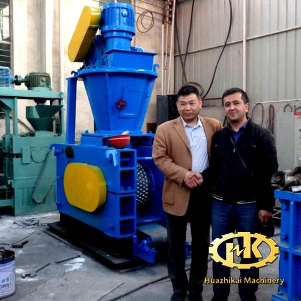 Metallurgical Pellet Machine