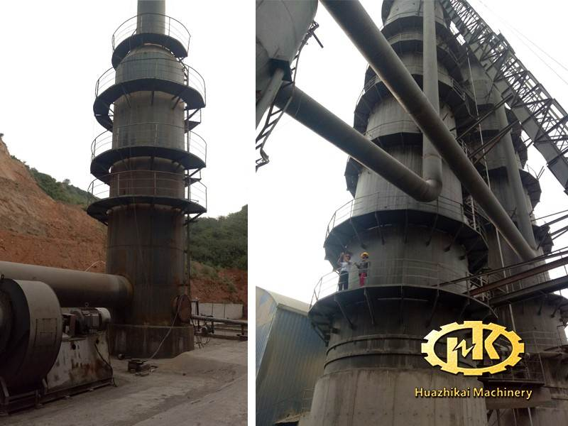Factory Price Environmental limekiln