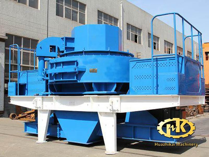 Vertical Crusher for Sand